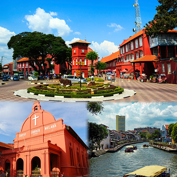 Singapore To Malacca Private Car Service Full Day Trip